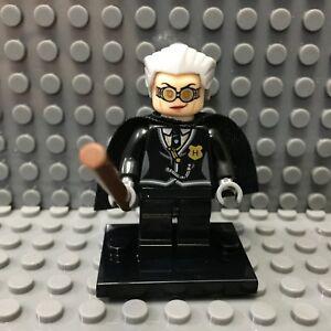 Madam-Hooch-Custom-Minifigure-Harry-Potter-Minifigures-LEGO-Compatible