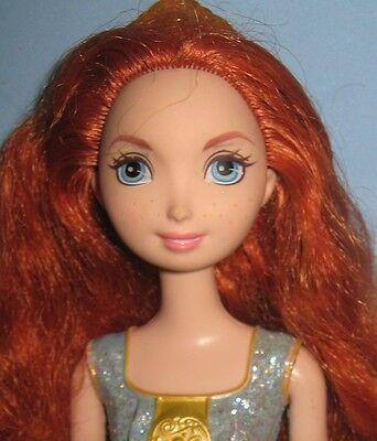 DISNEY BRAVE MERIDA -AUBURN RED HAIR -LOOSE- FOR OOAK