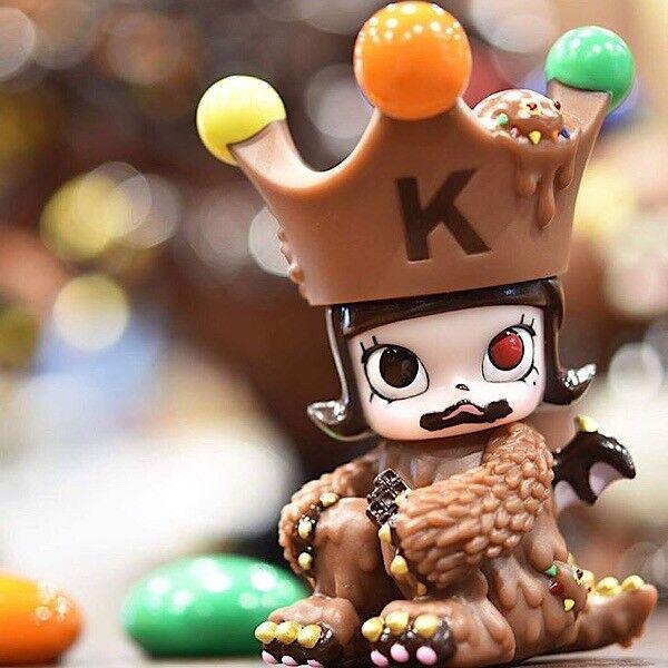 Instinctoy Kennyswork Mini erosión Molly Chocolate Choco Junior Mancha sofvi FS