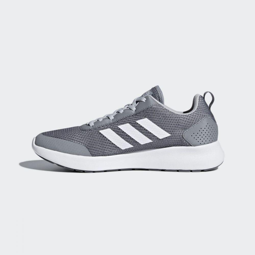 Adidas correndo uomini di elemento gara correndo Adidas scarpa gray & white tutte le dimensioni db1463 0f187f