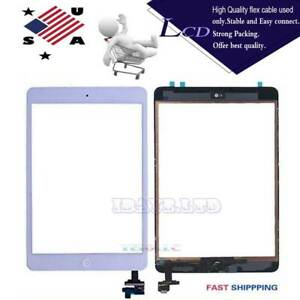 IC Chip Replacement For iPad Mini 1 2 Touch Glass Digitizer Screen Home Button
