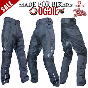 MENS-MOTORBIKE-MOTORCYCLE-TEXTILE-WATERPROOF-CORDURA-JEANS-TROUSER-STRETCH-PANEL