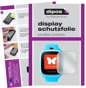 6x Xplora 3s Film De Protection D'écran Protecteur Clair Dipos