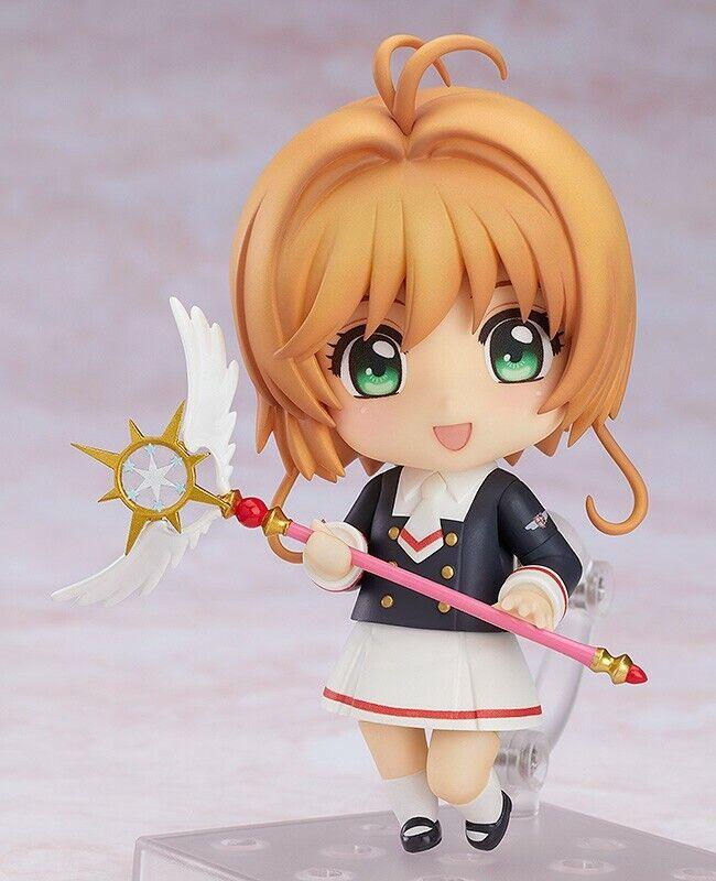 Nendoroid - CocheD CAPTOR SAKURA - Sakura Kinomoto - Good Smile Figura  New