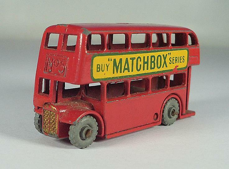 Matchbox Regular Wheels Nr. 5 B London Bus Buy Matchbox Series MTW Lesney  497