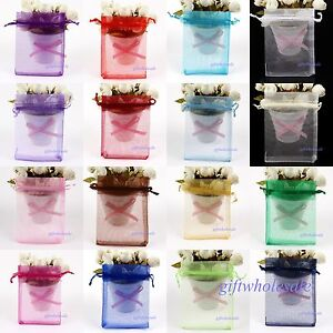 12-Size-Sheer-Organza-Wedding-Party-Jewelry-Pouches-Favor-Gifts-Candy-Bags