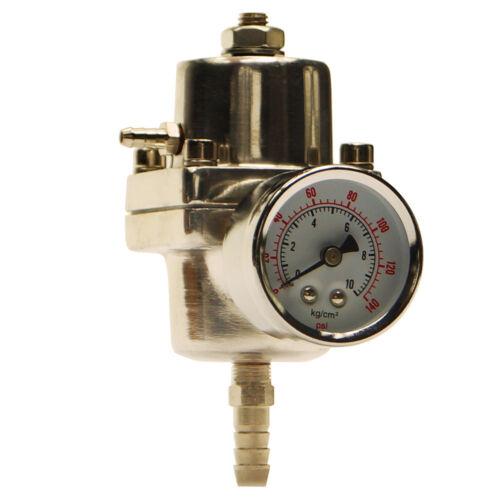 w 201 MERCEDES w 124 w 202 essence régulateur de pression argent manomètre w 140