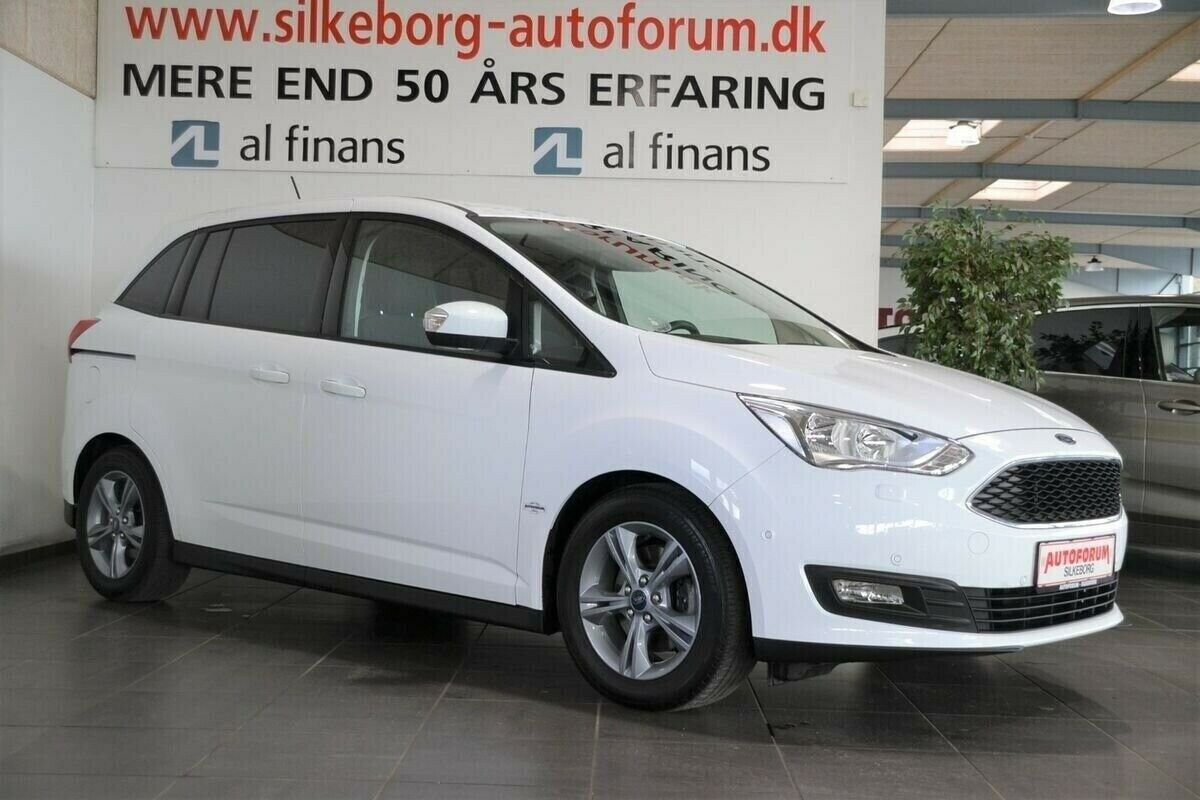 Ford Grand C-MAX 1,5 TDCi 120 Business 5d - 209.900 kr.