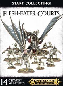 Début Collecting Flash Eater Courts Games Workshop Âge De Sigmar Décès