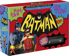Batman Complete TV Series Box Set Limited Edition New Sealed Blu-Ray Region Free