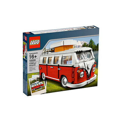 NEW Lego Creator Volkswagen T1 Camper Van 10220
