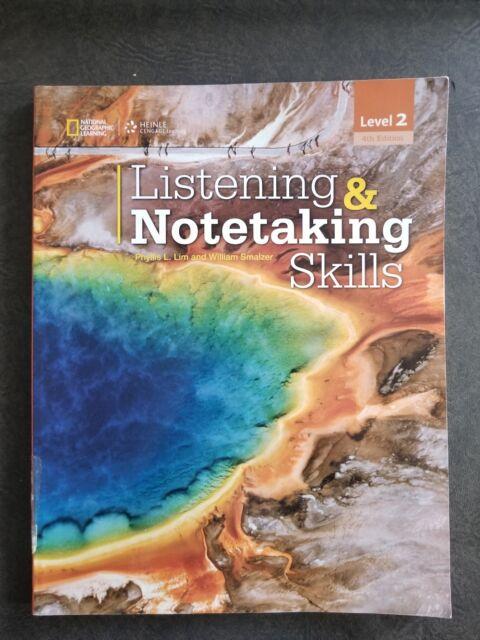 Listening and Notetaking Skills, Fourth Edition – NGL ELT ...