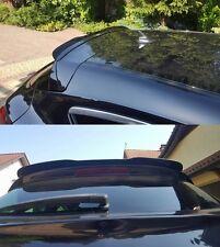OPEL ASTRA J GTC Heckspoiler Spoiler Ansatz Dachspoiler schwarz glänzend