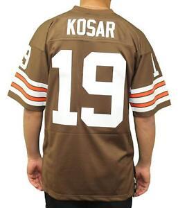 b40b7cc5 Details about Bernie Kosar Cleveland Browns Mitchell & Ness Throwback  Jersey XXL