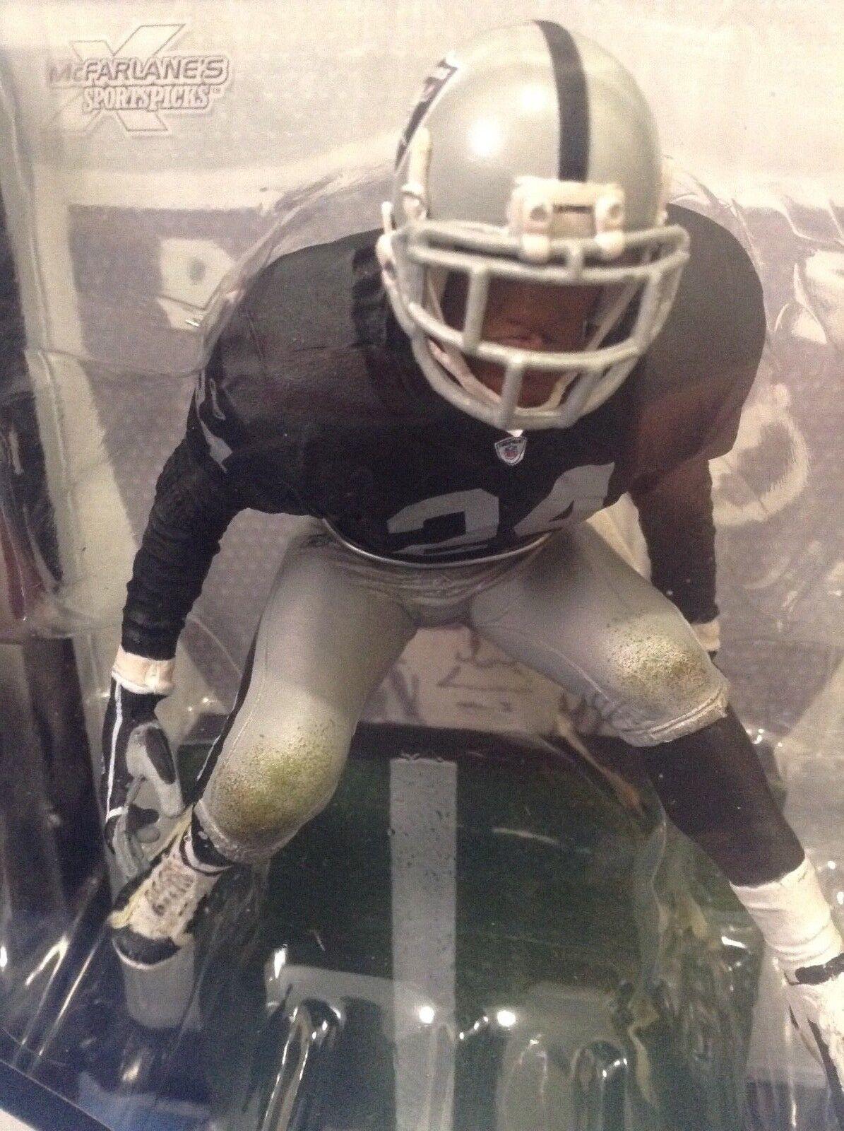 Molto Basso No.   - NFL Oakland Raiders Charles Woodson Mcfarlanes Serie 25