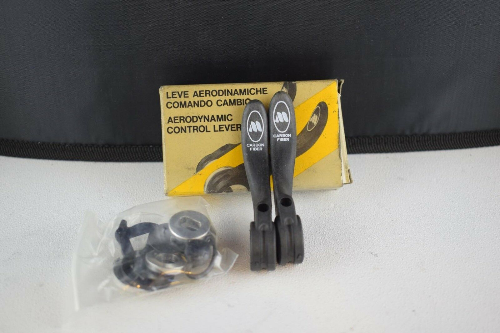 MODOLO KRONOS CARBON shifter set down tube friction braze on vintage NIB NOS