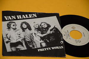 VAN-HALEN-7-034-PRETTY-WOMAN-ORIG-ITALIA-1982