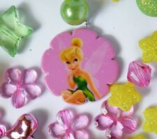 Jesse James Co Dress It Up - Disney TINKERBELL  Bead Kit ~ Crafting  Beads