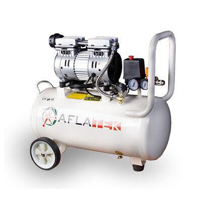 AFLATEK Silent compressor 10 Liter oil free Low noise 66dB Air compressor Clinic