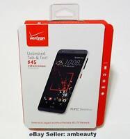 Brand Verizon Prepaid Htc Desire 530 Android 6.0 4g Lte 5 16gb 8mp (white)
