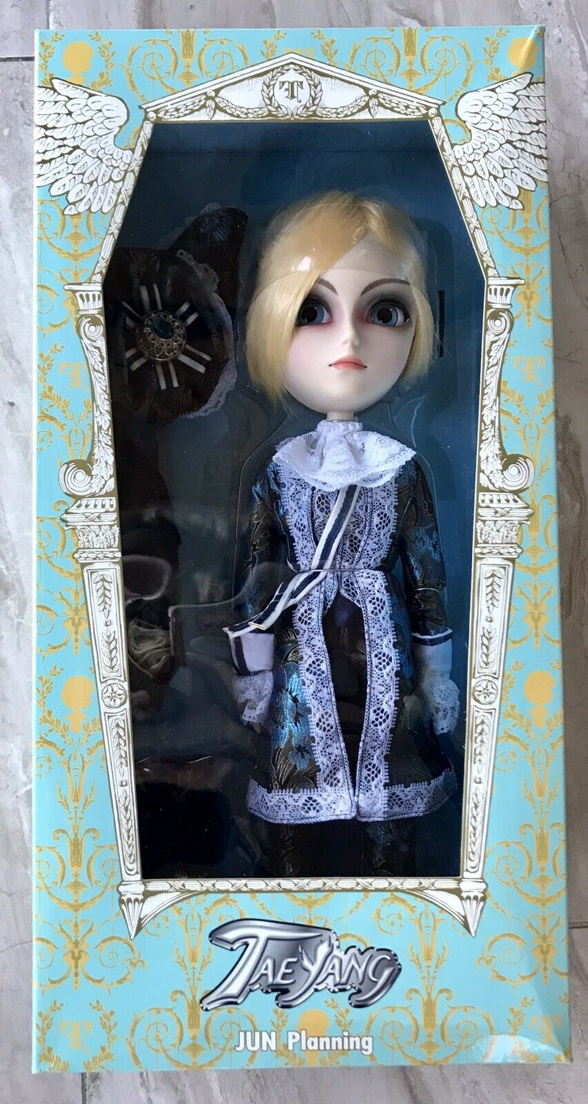 BNIB TAEYANG, PULLIP, JUN PLANNING, F-927 TANTUS CAPTAIN DOLL HARD TO FIND
