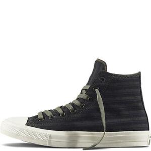 28e2f2953f33 Converse John Varvatos Chuck II High Top Olive Men s Shoes turtle ...