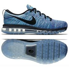 0ba0d77a08a1 item 6 Nike Flyknit Air Max 620469-104 Chlorine Blue Black Men s Running  Shoes Sz 10 -Nike Flyknit Air Max 620469-104 Chlorine Blue Black Men s  Running ...