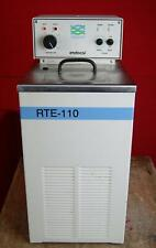 Thermo Scientificneslab Rte110 Chiller Recirculating Refrigerated Water Bath