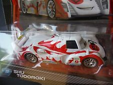 DISNEY PIXAR CARS SHU TODOROKI PC SAVE 5% WORLDWIDE FAST SHIP