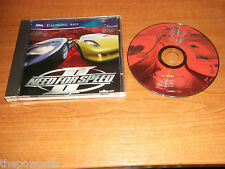 NEED FOR SPEED II 2  PC-CD  FAST POST