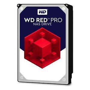 WD Red Pro NAS Hard Drive WD4003FFBX HDD 4TB Interno 3.5 SATA 6Gb S 7200rpm 256M