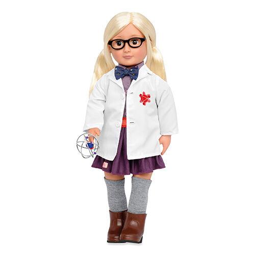 Our Generation - Amelia Puppe 46 cm Wissenschaftlerin