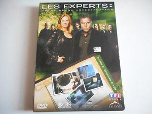 DVD - LES EXPERTS - SAISON 2 / EPISODES 21 à 23 - ZONE 2