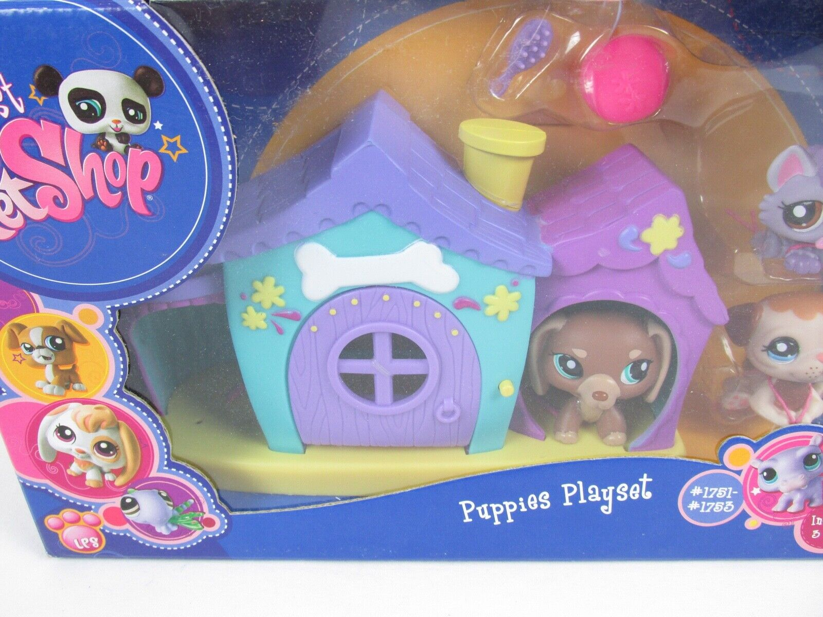 Littlest Littlest Littlest Pet Shop LPS PUPPIES PLAYSET