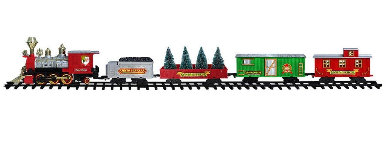 Holiday Living Pre-Lit Train Train Train with Twinkling White LED Lights  0585415 Model C303 4e411e