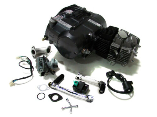Motorcycle Engines & Parts Lifan 125CC Engine Motor Carb For Honda ...