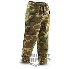 New USGI Gen II Gortex Cold / Wet Weather Trousers Small-Short