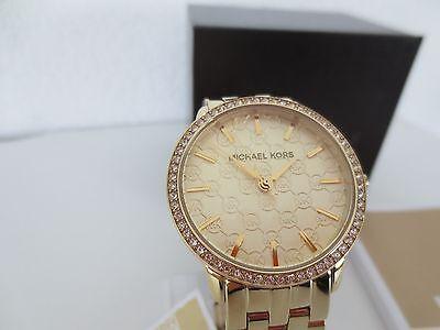 Michael Kors MK Damen Armband Uhr MK3120 Edelstahl Farbe gold Uhren Damenuhr neu | eBay