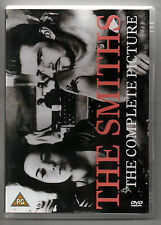 THE SMITHS - The Complete Picture - 1992 DVD (Morrissey)    *FREE UK POSTAGE*