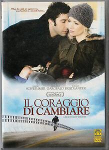DVD-IL-CORAGGIO-DI-CAMBIARE-David-Schwimmer-Janeane-Garofalo-FILM-ITALIANO