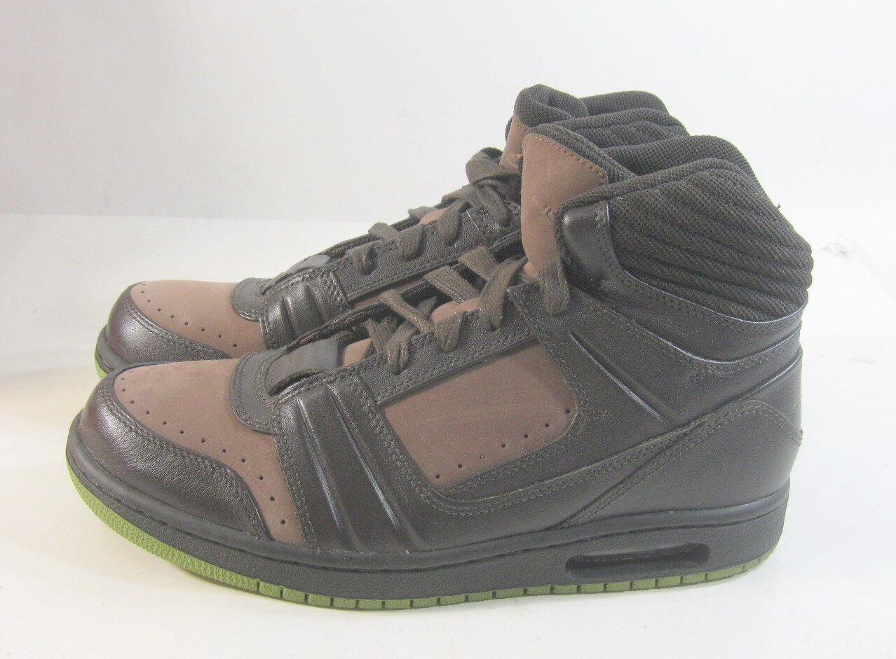 Nike Air Jordan Mens L'Style II Lt Chocolate-Velvet Brown 407680 201 Size 9