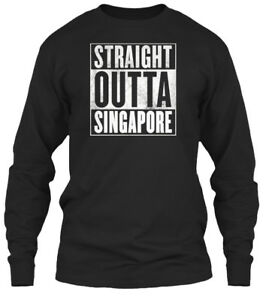 Straight-Outta-Singapore-Gildan-Long-Sleeve-Tee-T-Shirt