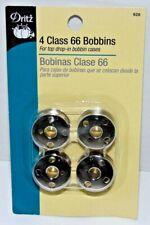 Dritz 4-piece Class 66 Bobbins Metal 081300