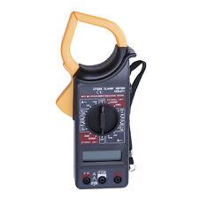 Dt266 Digital Voltmeter Ammeter Multimeter Volt Ac Dc Tester Clamp Meter New