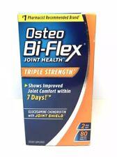 Osteo Bi-flex Advanced Triple Strength Coated Tablets 80 Count