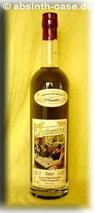 Absinthe Libertine Amer Excellent Avec Bronzener Absinthiades Médaille Dans 2002-afficher Le Titre D'origine