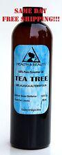 TEA TREE ESSENTIAL OIL AROMATHERAPY NATURAL 100% PURE 12 OZ