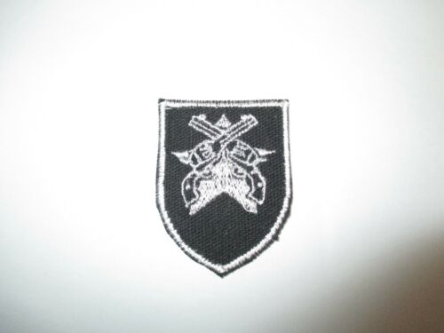 b5090 Vietnam US Air Force Security Police patch black IR22C