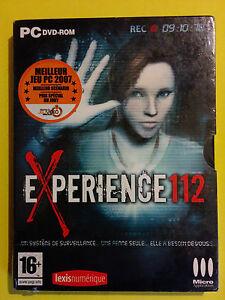 Experience-112-Jeu-PC-NEUF