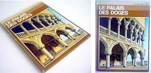 LIVRE-DOCUMENTAIRE-DE-1972-LE-PALAIS-DES-DOGES-NOMBREUSES-PHOTOS